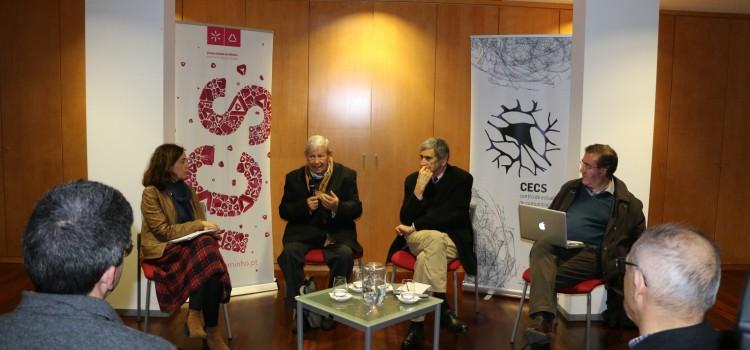 Frei Bento Domingues e Álvaro Laborinho Lúcio à conversa sobre Cidadania, Religião e Cultura