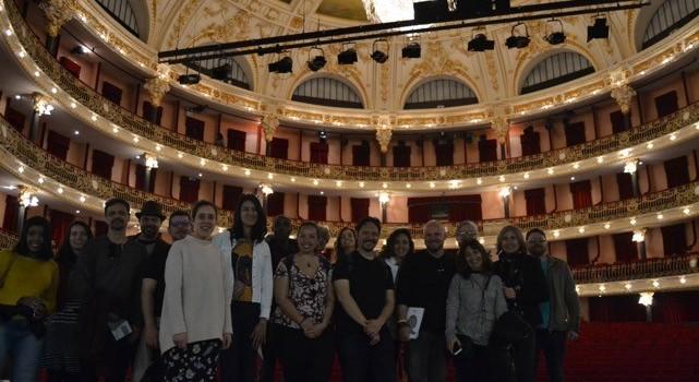 Visita guiada as instituições culturais em Braga