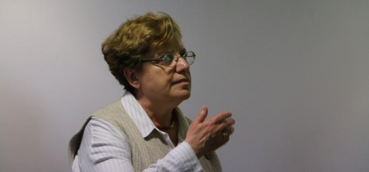 """Giovanna Leone em seminário sobre """"silêncios intergeracionais"""""""