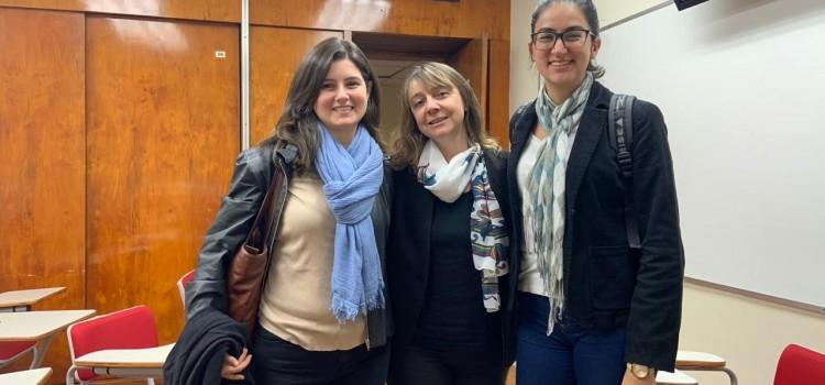 Mobilidade discente no âmbito do Colégio Doutoral Tordesillas