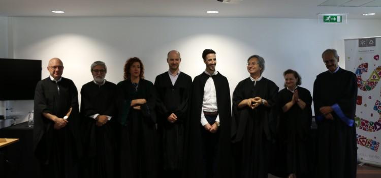 Alexandre Barbosa Ferreira: novo doutor em Estudos Culturais