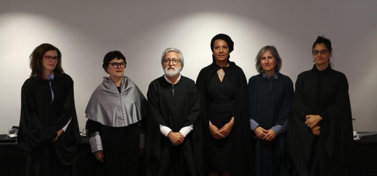 Ana Cristina Pereira: nova doutora em Estudos Culturais