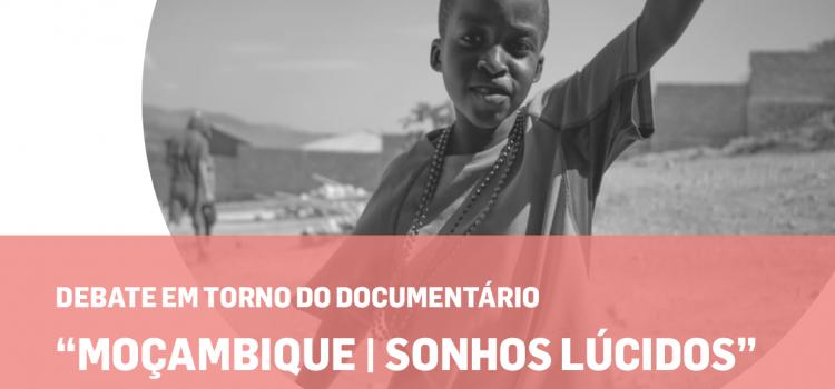 """Debate sobre Documentário """"Moçambique. Sonhos Lúcidos"""", Museu Nogueira da Silva, 23 de novembro, 16h00"""